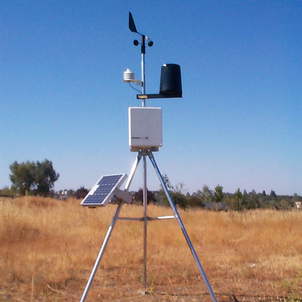 Modern Weather station - Class 8 Social Studies